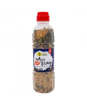 韓國南大門鰹魚手工炒芝麻紫菜海苔飯素 220g