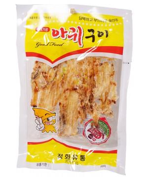 韓國 Jeongwha 牛油烤天使魚乾(附紅辣椒醬) 480g