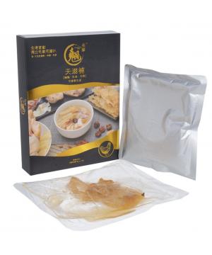 翹花膠 中式花膠湯-天滋補-老雞,鴿,鵪鶉 (含原隻丹麥鱈魚花膠) 400G