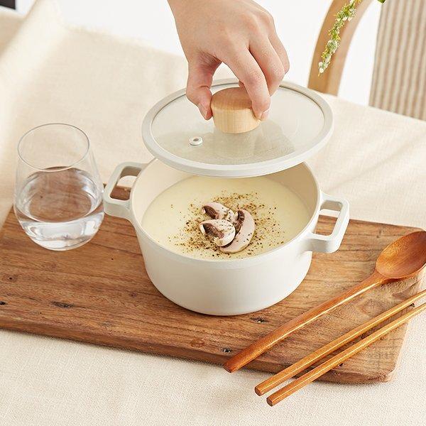 FIKA 16cm 圓形煮食煲+連煲蓋 (現貨)